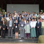 Participants of the MFF 14th Regional Steering Committee meeting