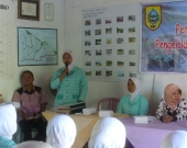 Women Group Empowerment for Development Sustainable Local Micro Businnes on Mangrove Rehabilitation