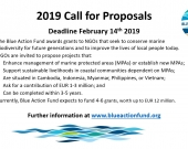 Blue Action Fund - 2019 Open Call for Proposals