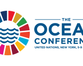 The Ocean Conference 2017 logo