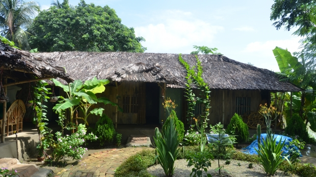 Joar eco cottage is an initiative for responsibile tourism providing benefits to local community Munshiganj Union Shyamnagar Satkhira Photo by Enamul Mazid Khan Siddique c IUCN 2014